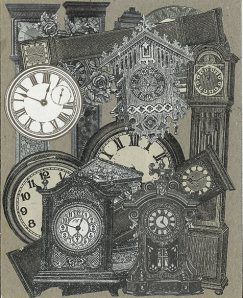Peter Blake: Slow Clocks