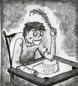 zombie writers