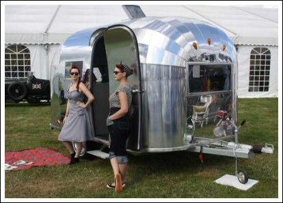 Silver Bullet Caravan